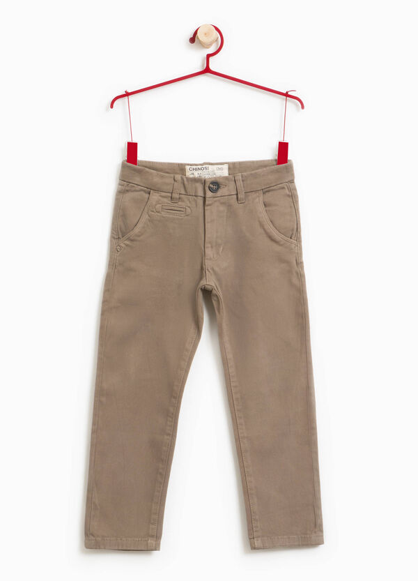Stretch chino trousers | OVS