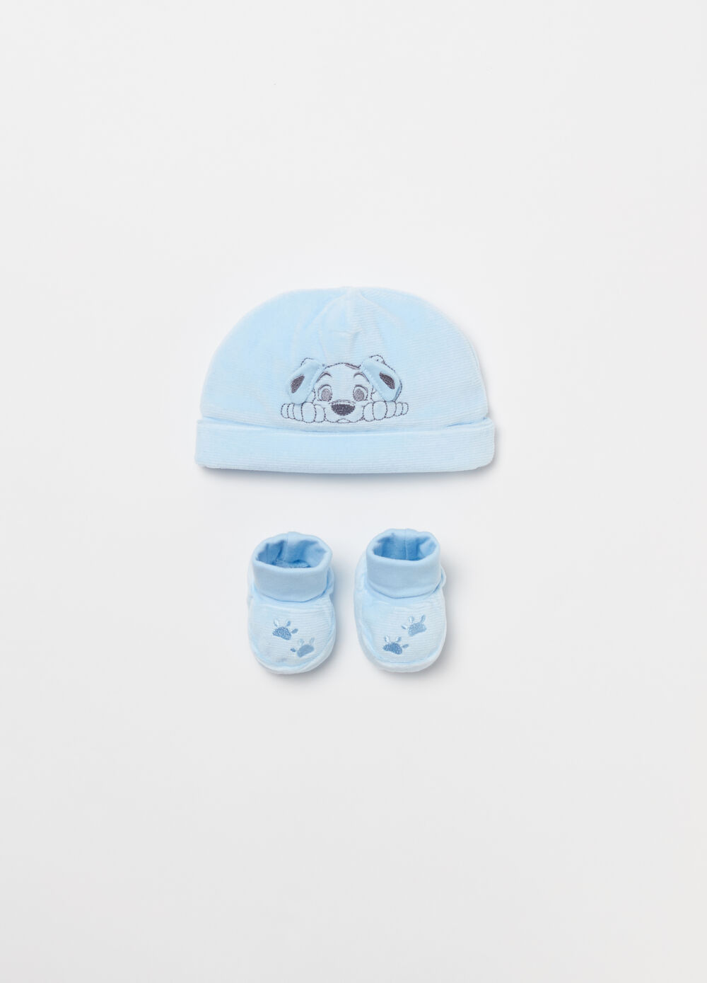 BCI Disney hat and shoes set