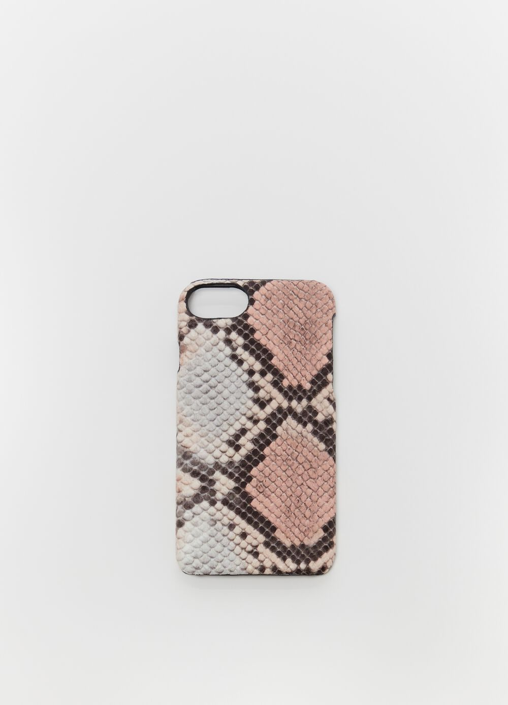 Funda para iPhone estampado reptil
