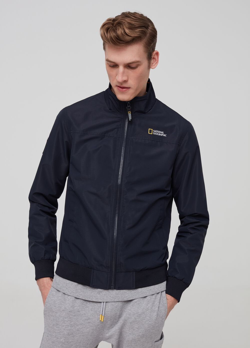 Lightweight National Geographic jacket
