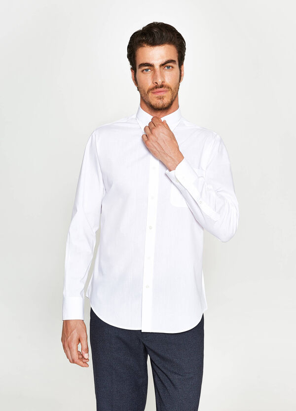 Camicia formale regular fit taschino