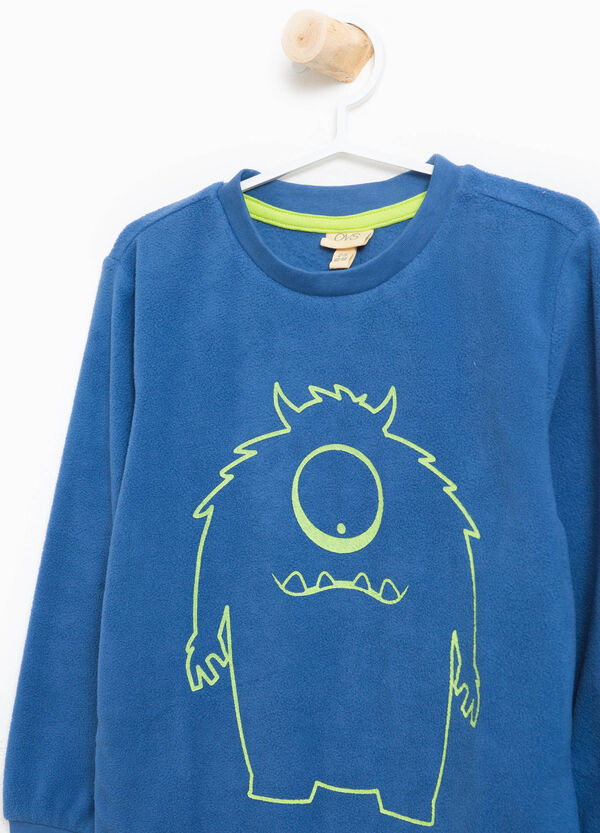 Pyjamas with print and monsters pattern | OVS