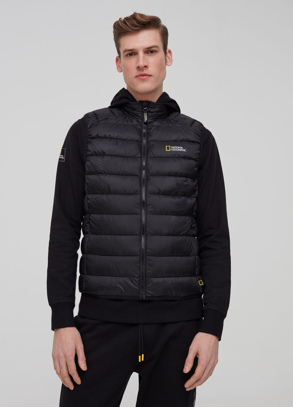 Padded National Geographic gilet
