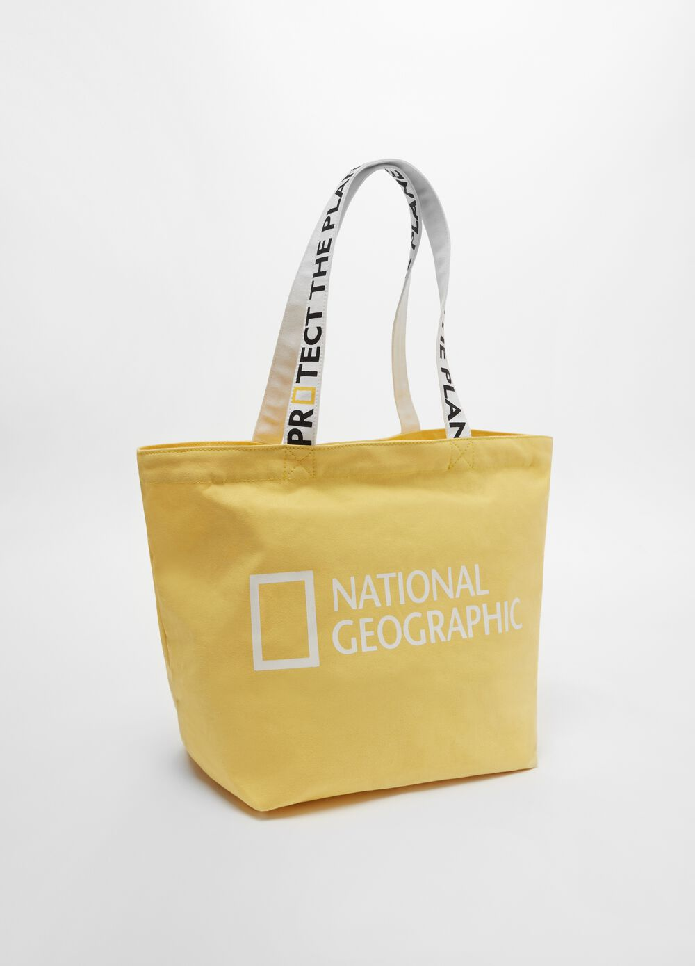 National Geographic bag in 100% cotton