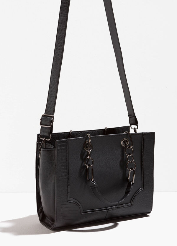 Handbag with shoulder strap | OVS