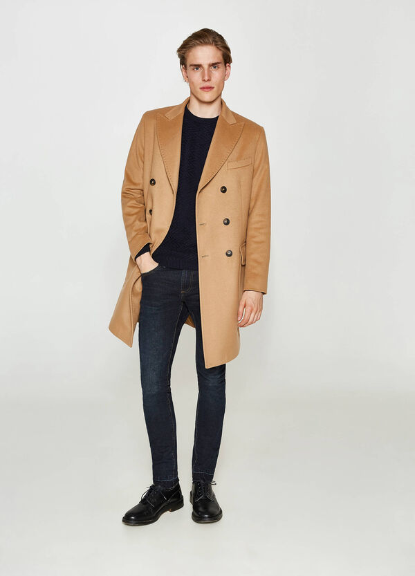 Rumford wool and cashmere coat | OVS