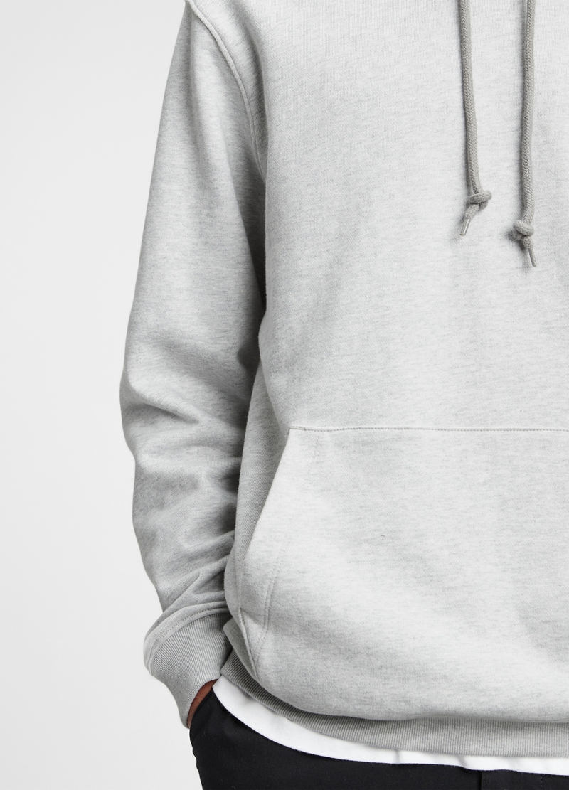 GAP sweatshirt with hood and pouch pocket image number null
