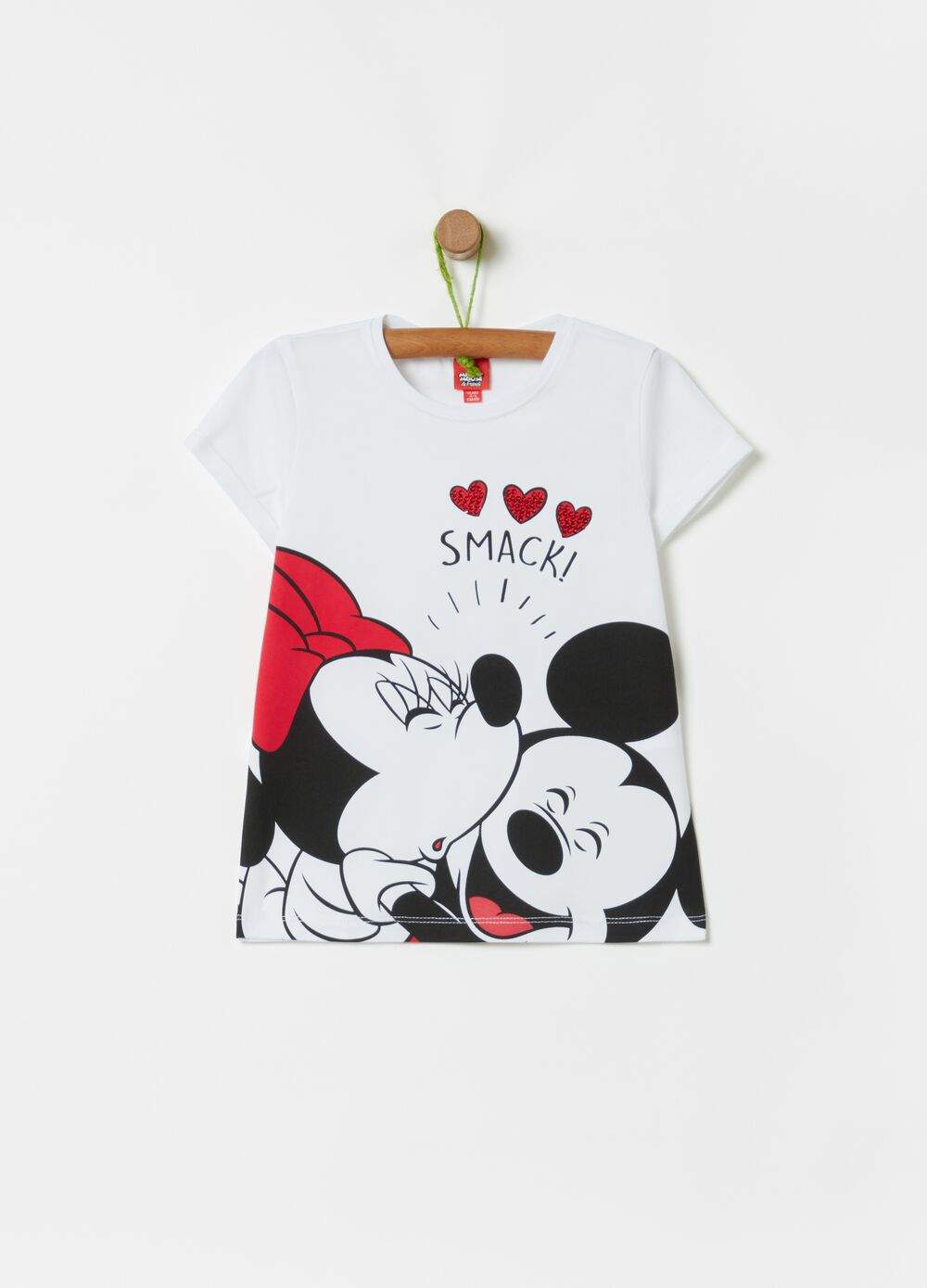 T-shirt with Disney Minnie Mouse print
