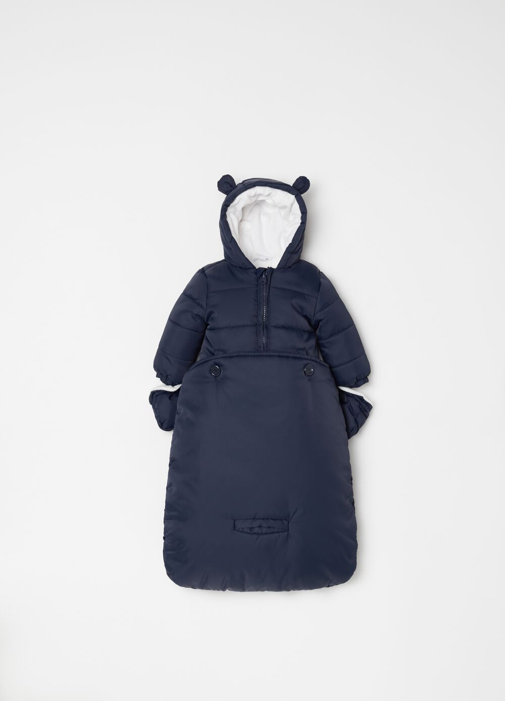 2 in 1 jacket and baby sleeping bag