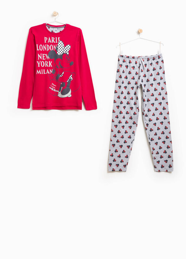 Better Cotton Minnie Mouse pattern pyjamas | OVS