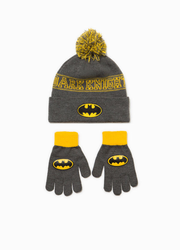 Batman hat and gloves set | OVS