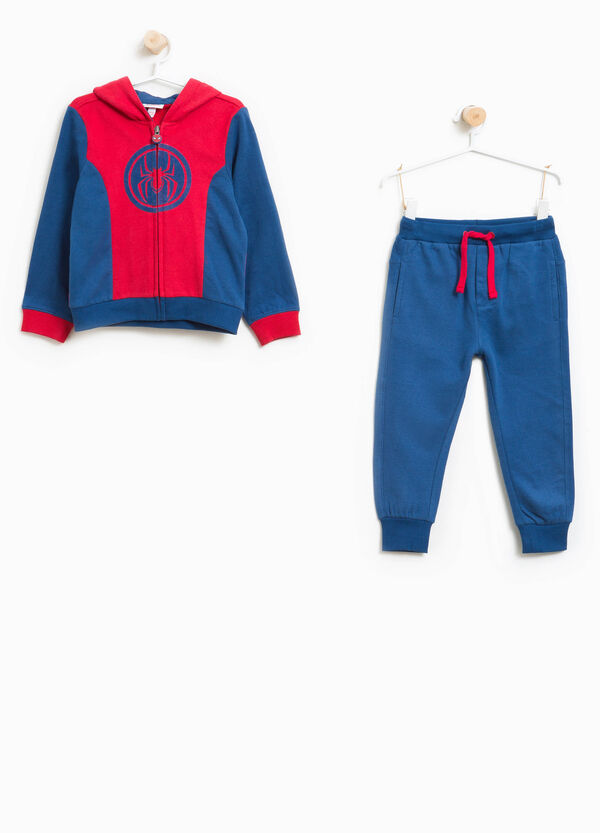 100% cotton tracksuit with Spiderman print | OVS