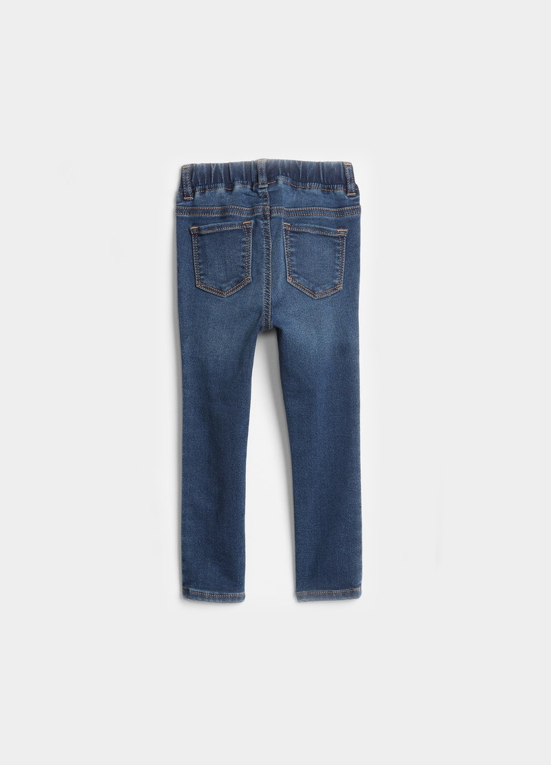 GAP jeggings in 100% cotton image number null