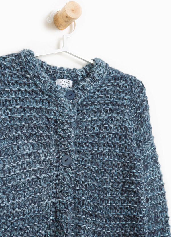 Wool and mohair blend cardigan | OVS