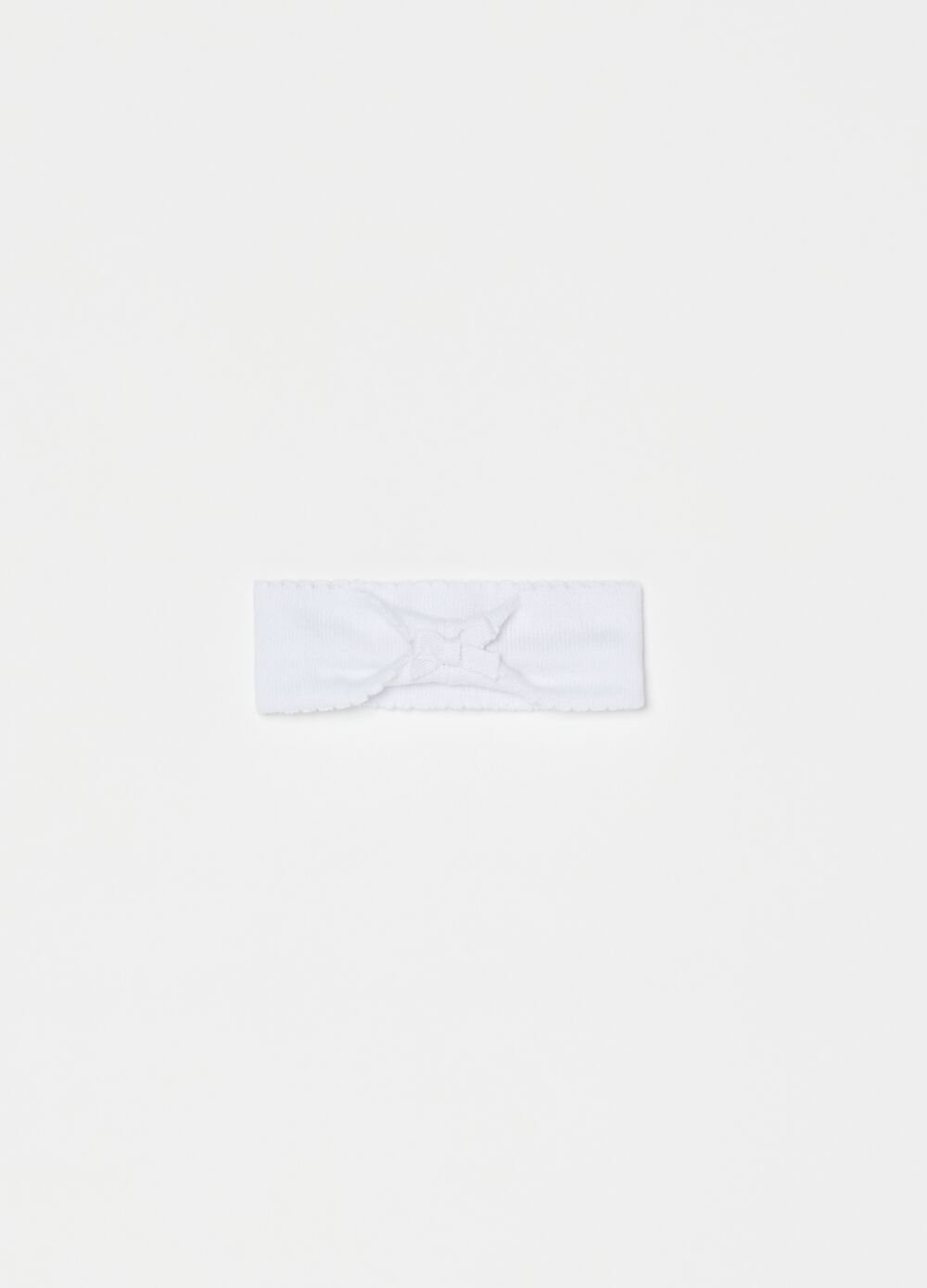 100% cotton knitted hairband