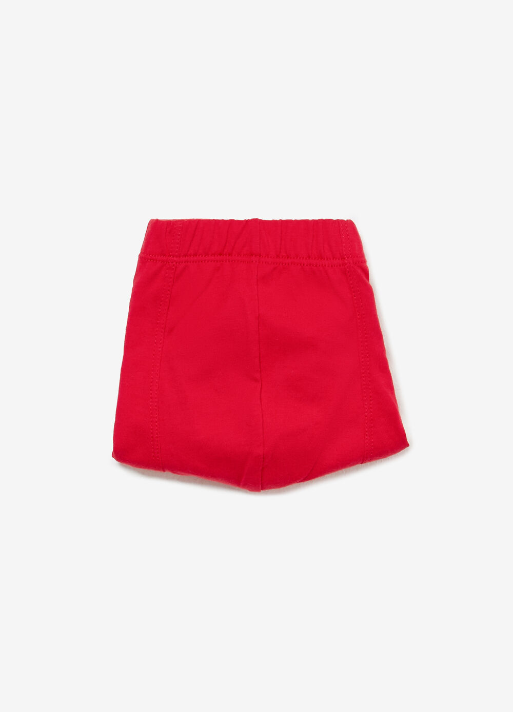Cotton boxers with penguin print