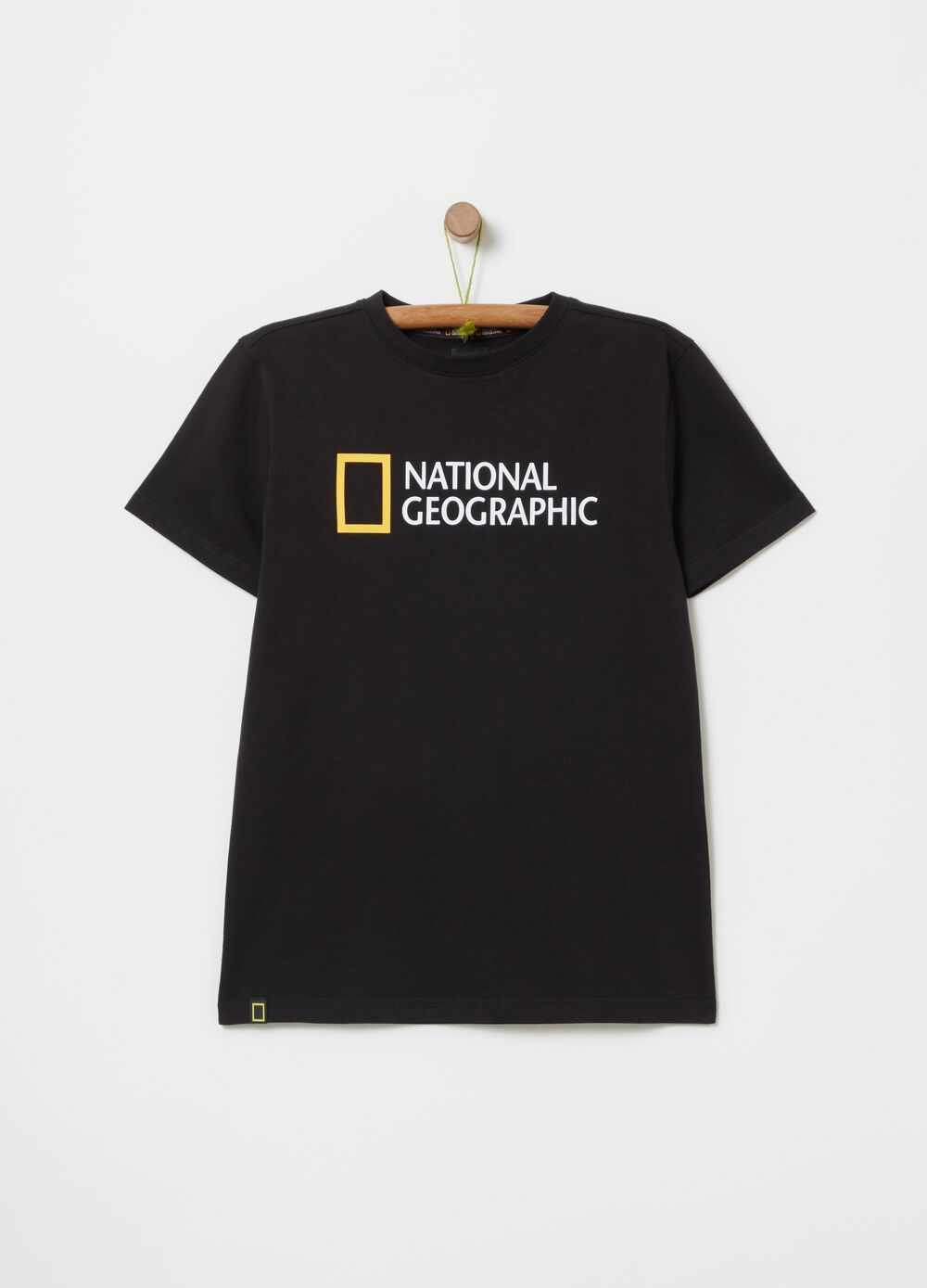 T-shirt stampa National Geographic