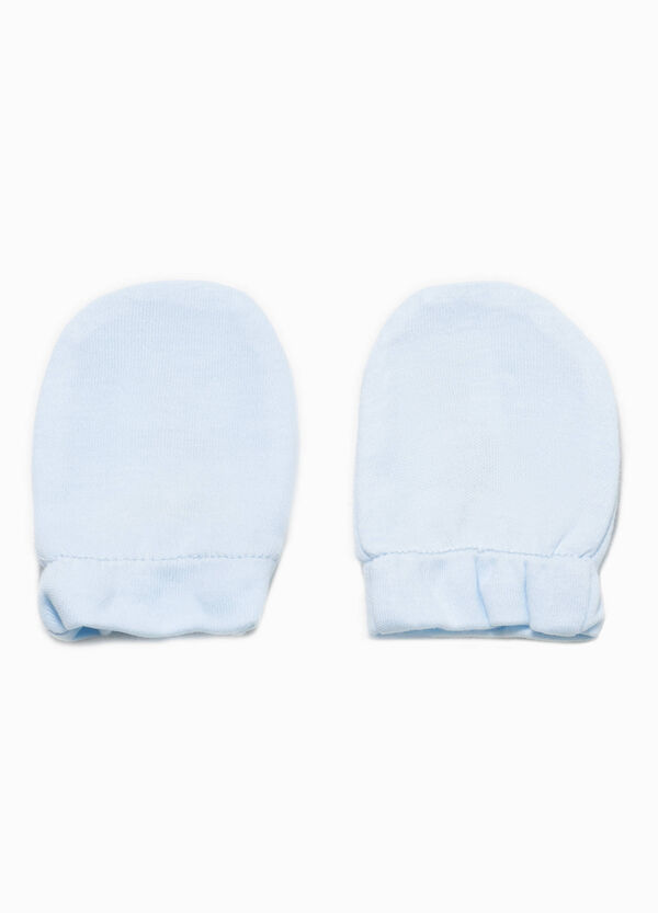 100% cotton mittens | OVS