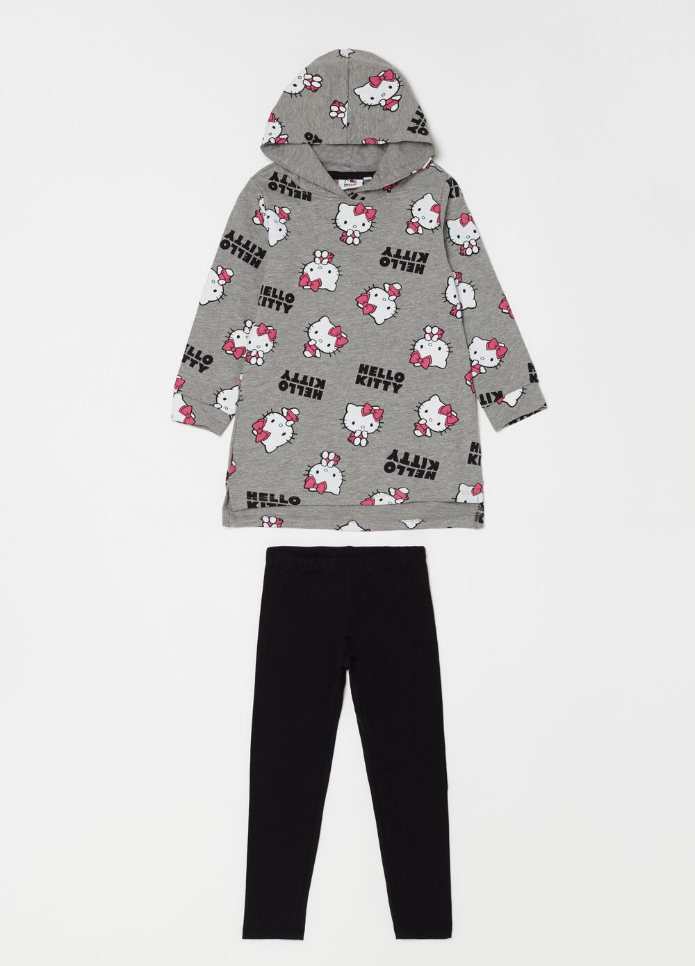 Hello Kitty jogging set with sweatshirt and trousers