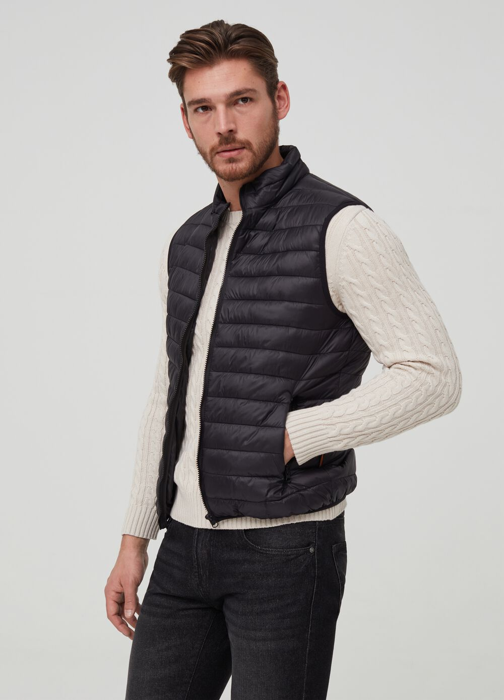 Eco Thermore padded gilet