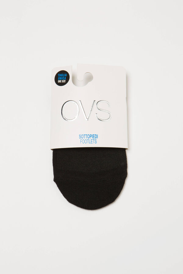 Solid colour stretch shoe liners | OVS