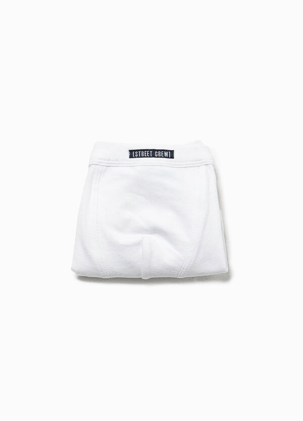 Boxer in cotone organico con patch | OVS