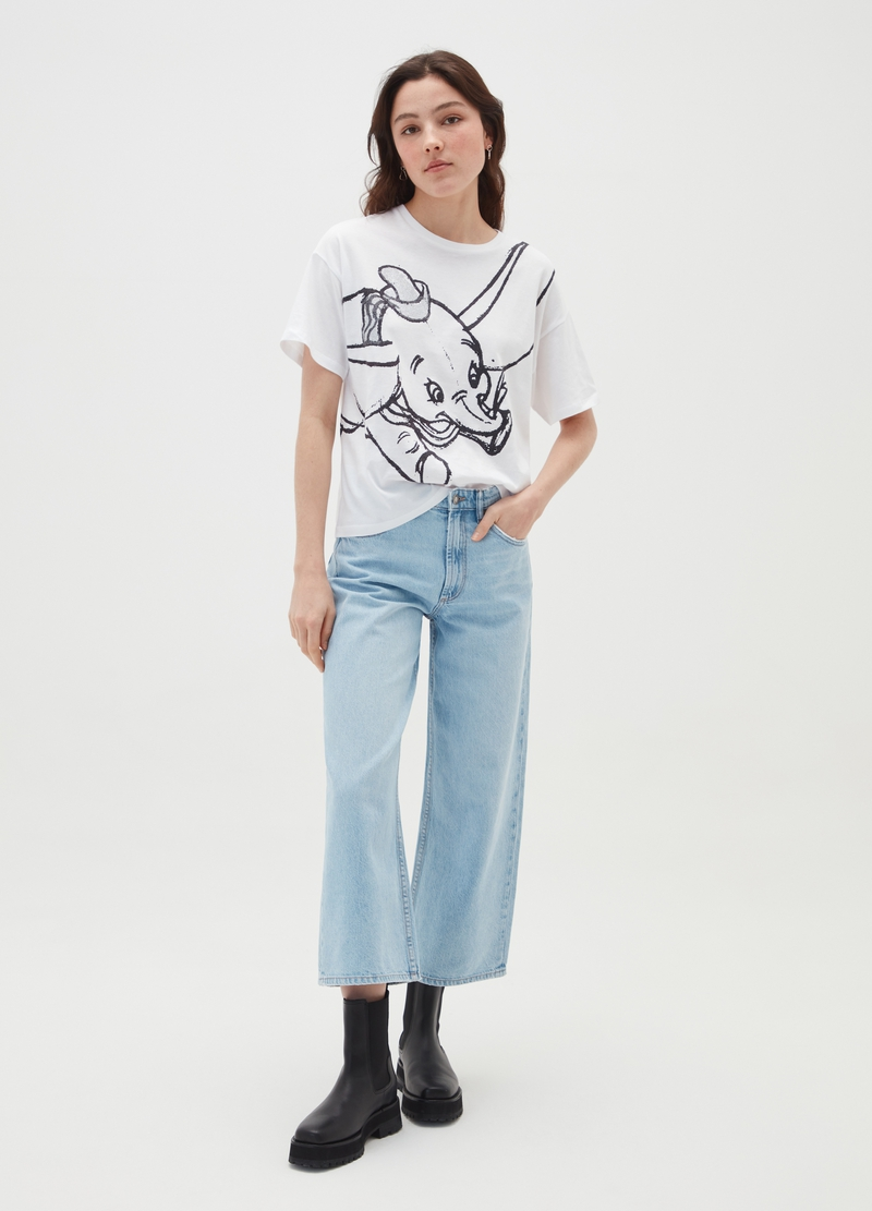 100% cotton Dumbo T-shirt image number null