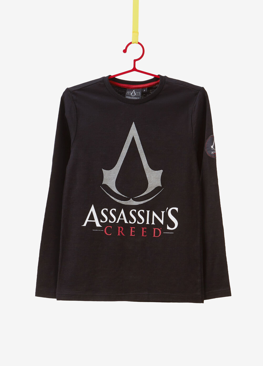 100% cotton Assassin's Creed T-shirt