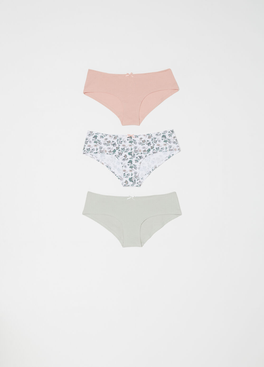 3-Pack French knickers