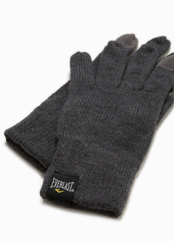 Gloves with Everlast patch | OVS