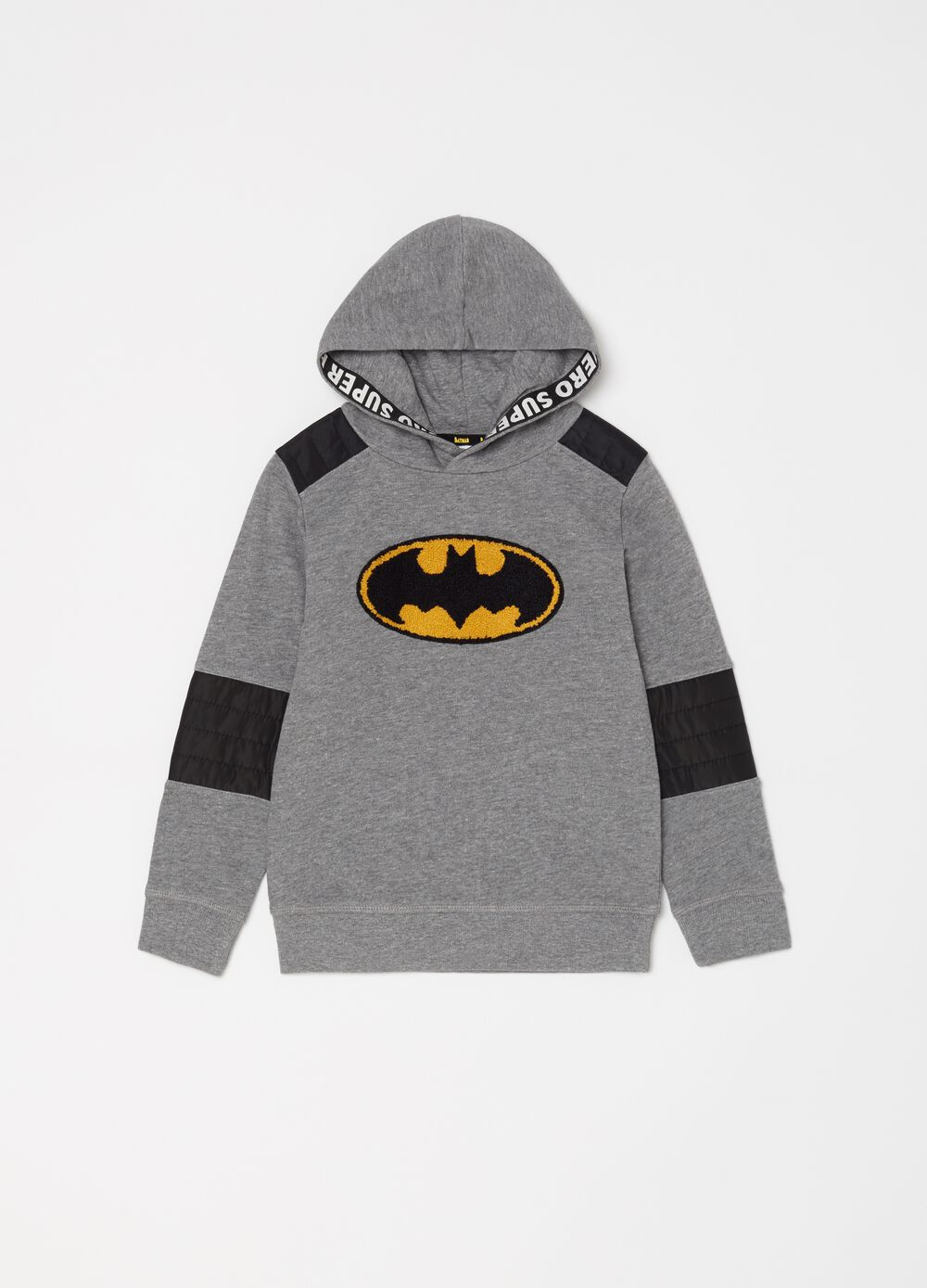 Batman sweatshirt with hood [DC COMICS]