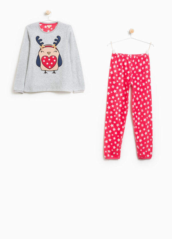 Pyjamas with print and star pattern | OVS