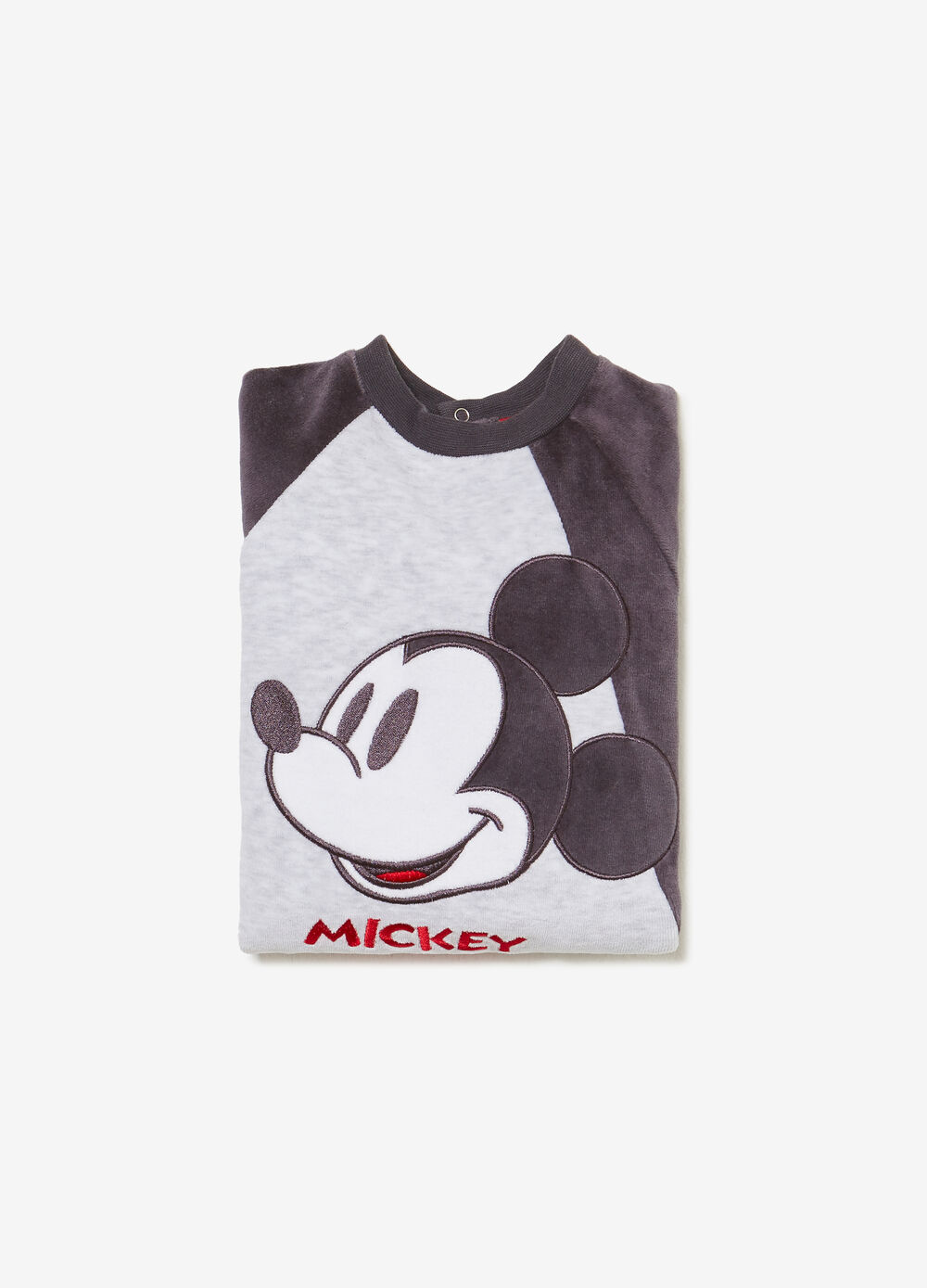 Mickey Mouse BCI sleepsuit