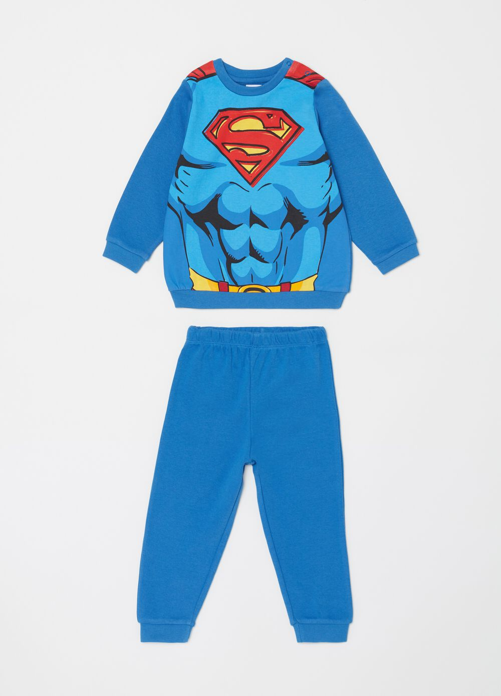 Superman pyjamas with long sleeves [DC COMICS]