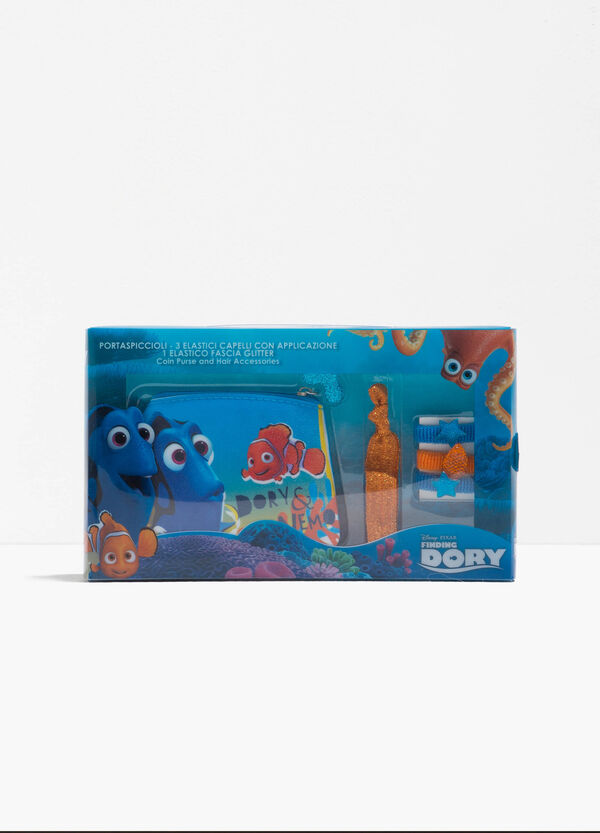 Finding Dory case and hair elastics set