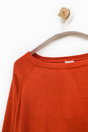 Smart Basic solid colour pullover