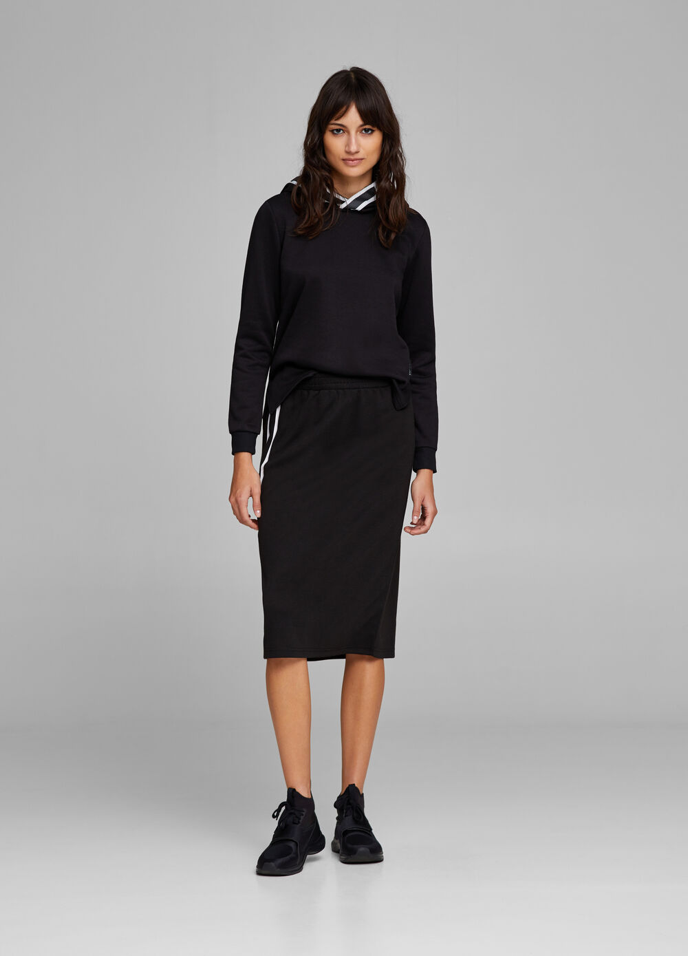 K+K for OVS stretch skirt