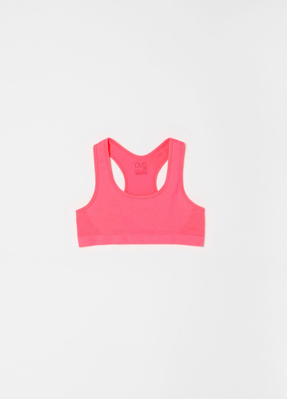 Top intimo stretch con stampa
