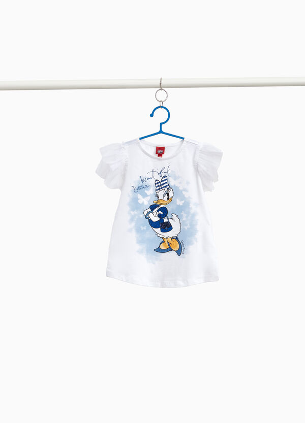 Daisy Duck cotton stretch T-shirt