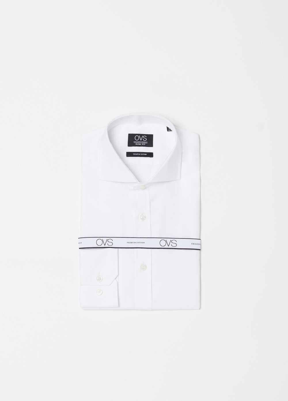 100% cotton, slim-fit shirt