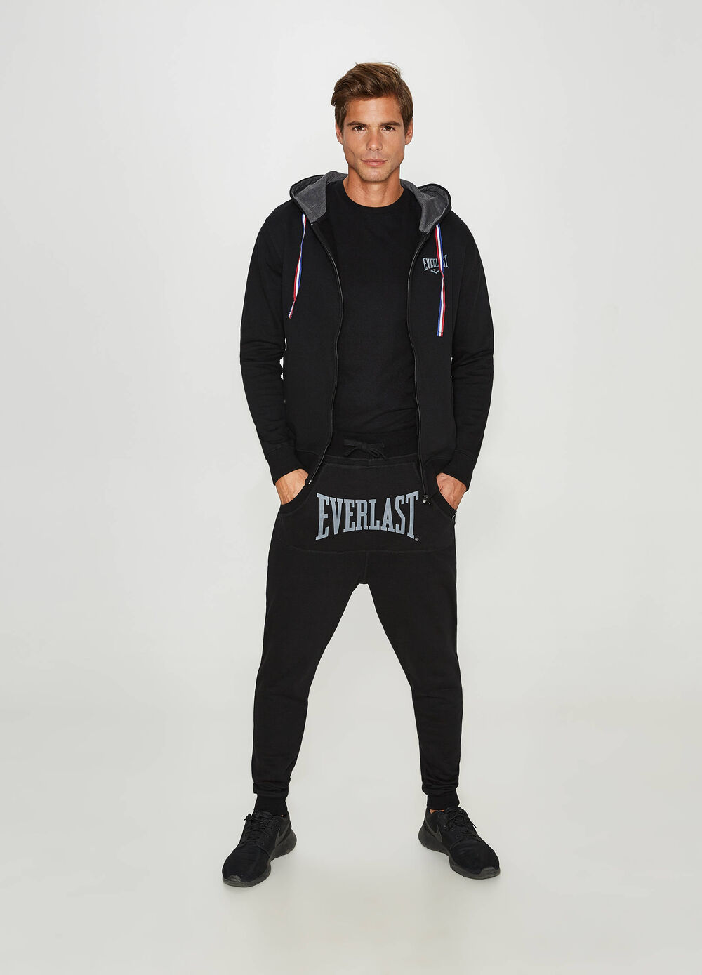 Everlast joggers with low crotch