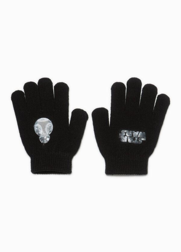 Star Wars print gloves | OVS