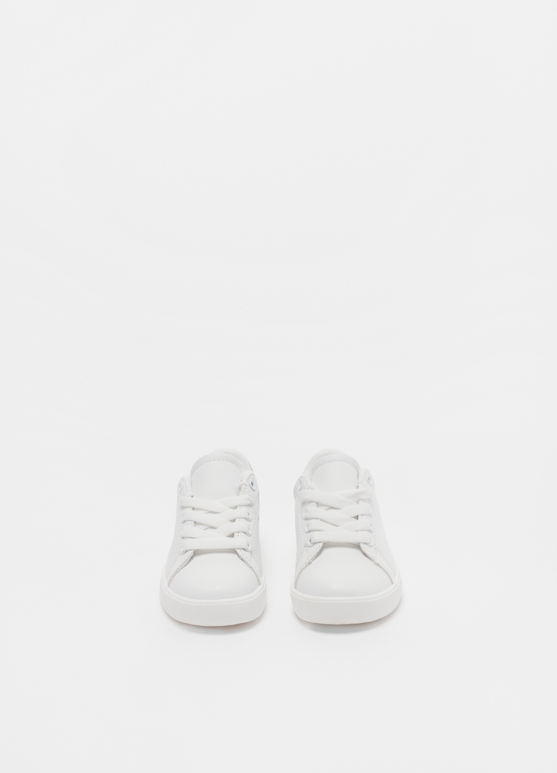 Sneakers with metallic detail image number null