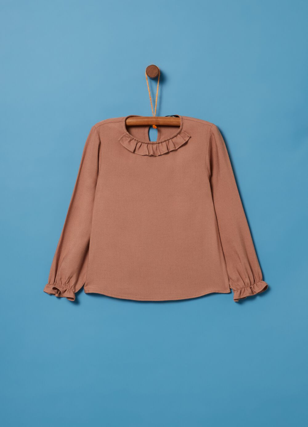 OVS Premium blouse with frills