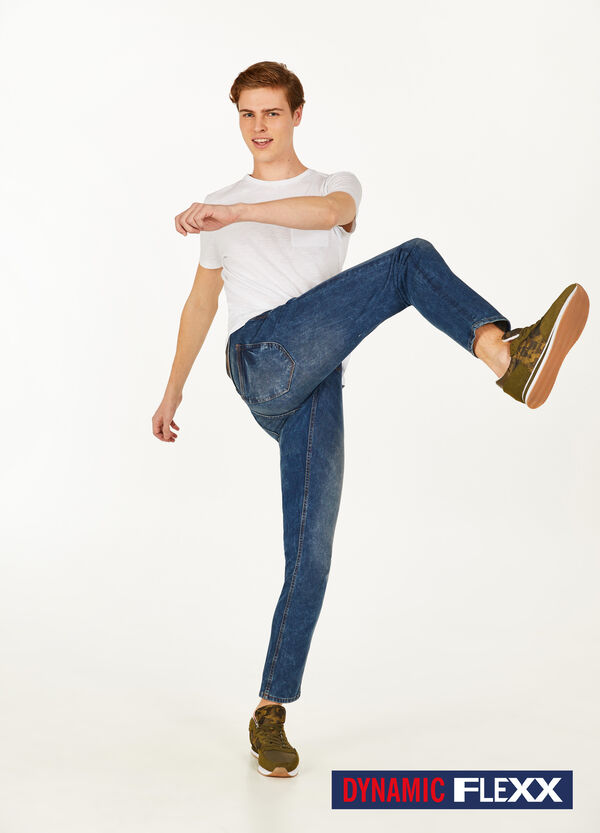Dynamic Flexx slim-fit jeans