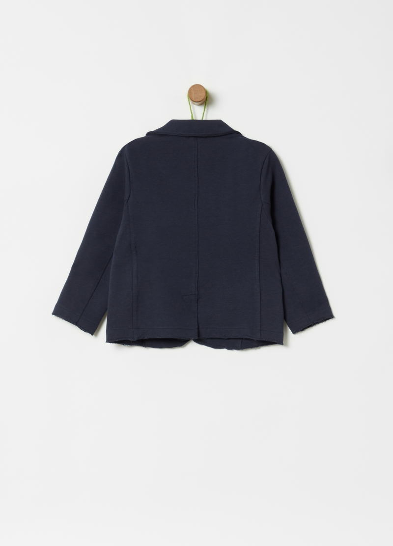 Stretch organic cotton jacket image number null