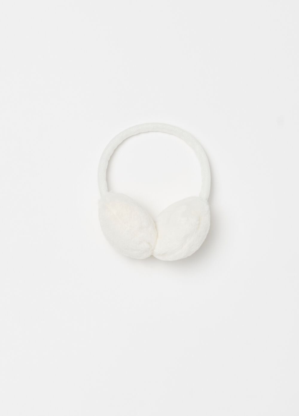Solid colour earmuffs