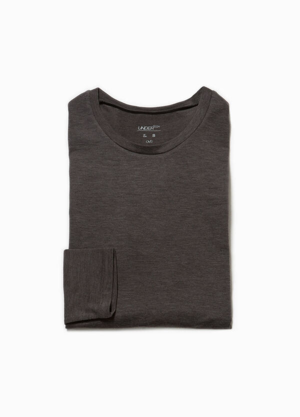 OVS Under Tech solid colour undershirt