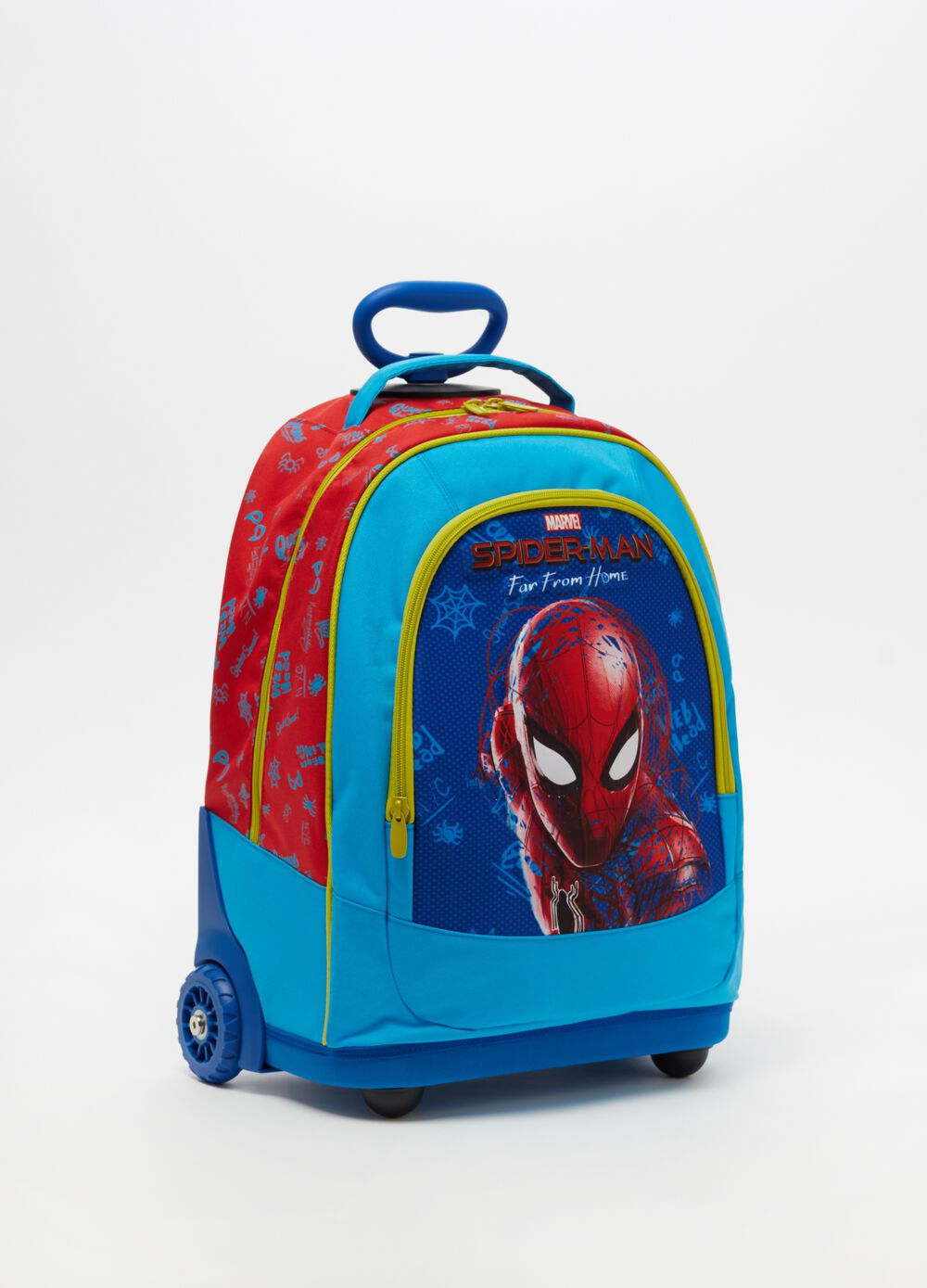 Spider-Man Far From Home trolley