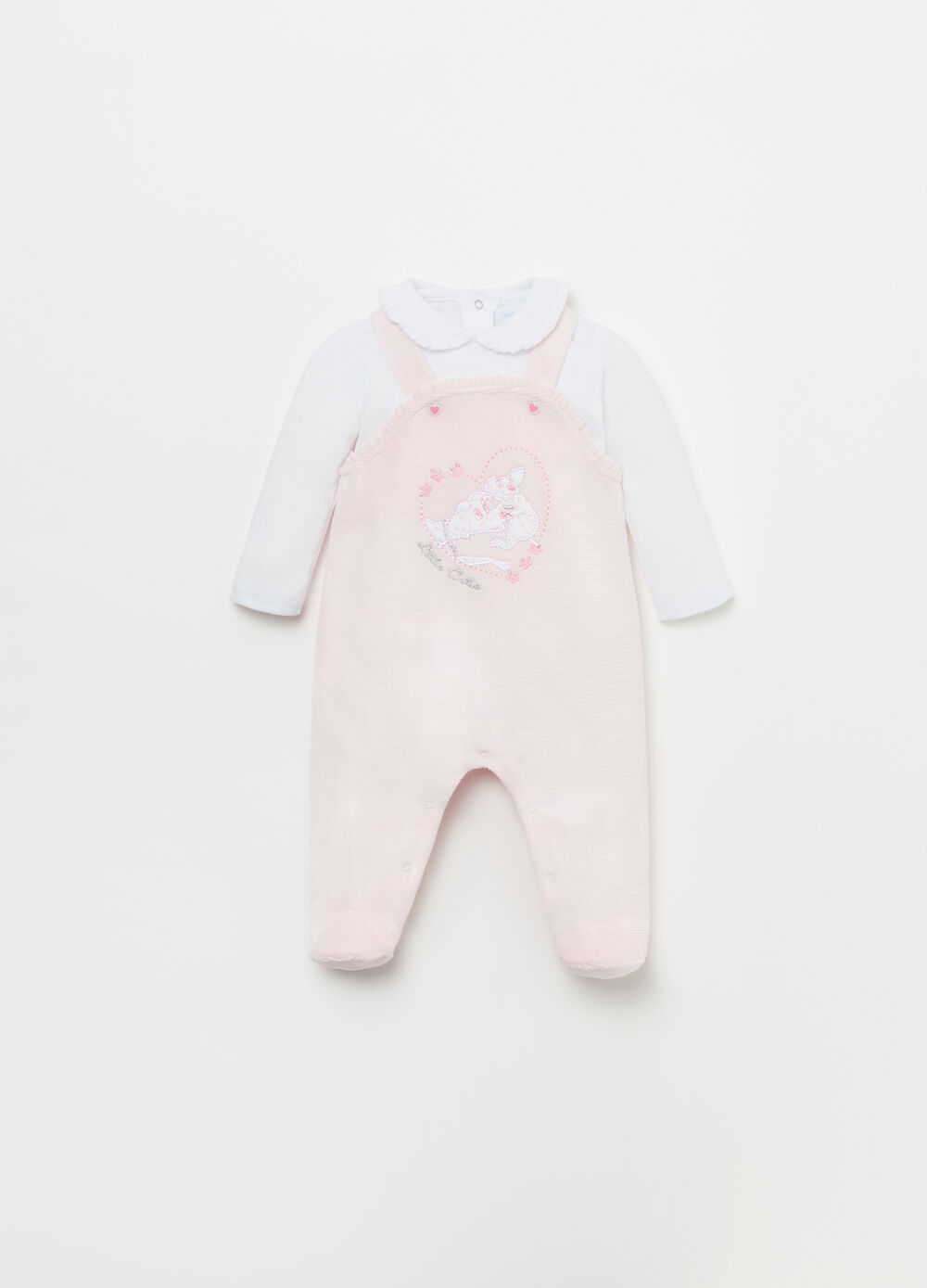 Disney Baby outfit in cotton blend